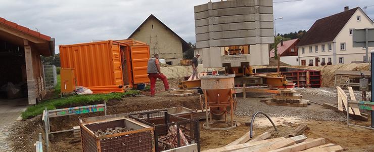 Bauplatz in Eichstegen