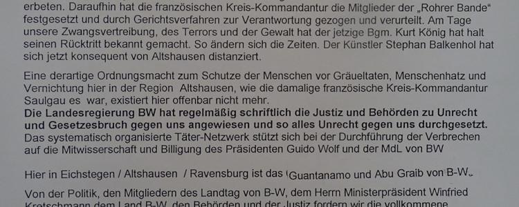Lebensgeschichte Josef Nusser Teil 4